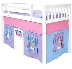 Jysk Bunk Bed Pink Loft Bed Loft Beds Pink Loft Bed Image Of Bunk Canopy Beds