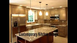 contemporary kitchen design youtube