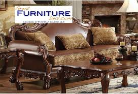 Leather And Fabric Armchair Leather Fabric Sofa Sets Centerfieldbar Com