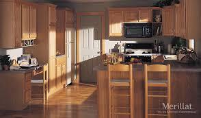 Merillat Classic Seneca Ridge In Oak Natural Merillat - Merillat classic kitchen cabinets