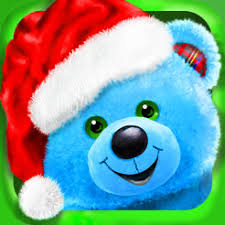 build a teddy build a teddy a s hug in a christmas gift card