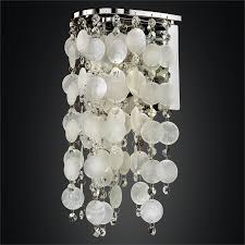 Crystal Wall Sconce by Crystal Wall Sconce Lighting Shop Glowa Lighting Crystal Wall