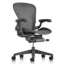 Herman Miller Aeron Executive Chair Aeron Office Chair Remastered Carbon By Herman Miller Office
