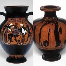 Ancient Greek Vase Painting Black Figure Vs Red Figure Ancient Greek Vase Painting Techniques