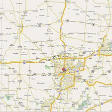 dayton map discover dayton ohio local guide