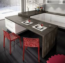 cuisine en u avec table cuisine en u avec table blanche lzzy co