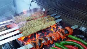 cuisine kebab how to grill kebab known as kabab koobideh