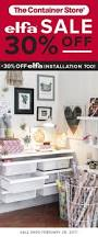 105 best elfa office images on pinterest container store craft