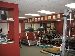 interior superb modern small home gym decor ideas in with
