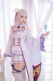 subaru and emilia cosplay 48 best amilia images on pinterest zero anime cosplay and