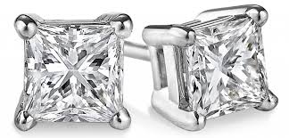 s diamond earrings square diamond earrings mens white gold stud earrings 25 best