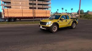 Ford Raptor Farm Truck - ford f150 svt raptor 1 6 american truck simulator mods ats mods