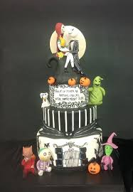 nightmare before christmas cake decorations london cake weddding 2