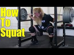Starting Strength Bench Press How To Squat Low Bar Youtube
