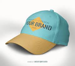 baseball cap mockup template psd psd download