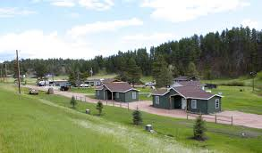 whispering winds cottages u0026 campsites hill city sd booking com