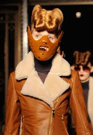 Hannibal Halloween Costume Hannibal Lecter Masks Proof Crazy Fashion Week