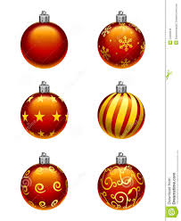 tree ornaments stock vector image of decoration 34306649