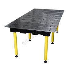 Folding Welding Table Tma57838 Strong Hand Buildpro Welding Table Jig Fixture
