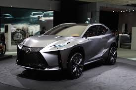 lexus suv concept 2015 lexus lf nx as the future of compact suv autos for you