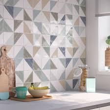 mur de cuisine un mur de cuisine graphique leroy merlin