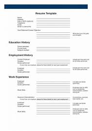 Free Online Resume Builder by Curriculum Vitae Best One Page Resume Format Resume Cashier