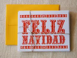 feliz navidad christmas card christmas papermichelle