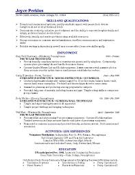 resume format examples for students college application resume