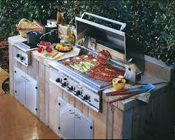 Stainless Doors For Outdoor Kitchens - stainless steel outdoor kitchen decor references