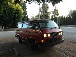 volkswagen vanagon 1987 1987 volkswagen vanagon syncro standard passenger van 3 door 2 1l