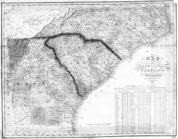 Us Maps Of Virginia Related Keywords Amp Suggestions Us by Hargrett Library Rare Map Collection Frontier To New South