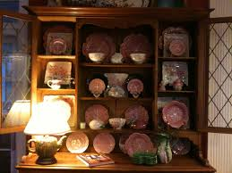 Decorating A Hutch Food Fun And Tablescapes Journal Valentine U0027s Antique Hutch