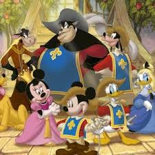 mickey donald goofy musketeers 2004 rotten tomatoes