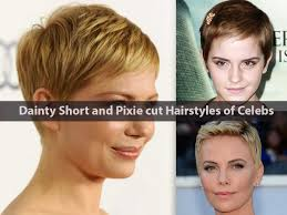 15 dainty short and pixie cut hairstyles of celebs hairstyle for