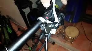 fox motocross forks fox ctd remote lever youtube