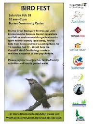 bird fest u2013 environmental science center