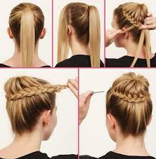 hair buns images bun hairstyles for your wedding day with detailed steps and