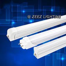 cool white lights zeez lighting t5 t8 led tube lights 2ft 3ft 4ft warm natural cool