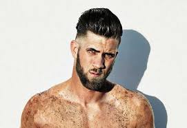 coupe cheveux homme dessus court cot coupe homme court cote dessus arriere rase barbe style