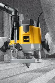 dewalt dw621 2 horsepower plunge router power routers amazon com