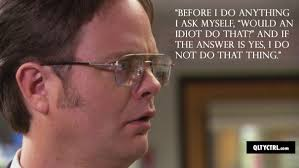 dwight schrute quotes pinterest dwight schrute