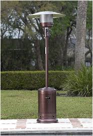Fire Sense Propane Patio Heater by Backyards Splendid Backyard Heaters Outdoor Patio Heaters