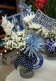centerpieces for class reunions hhs high school reunion centerpieces floral arrangements