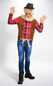 scarecrow costume scarecrow costume mens costumes savers