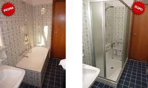 rimozione vasca da bagno quanto costa sostituire la vasca da bagno con doccia