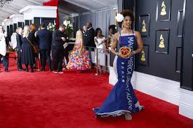 paris jackson grammy awards 2017 wallpapers see the best and worst dressed from the grammys red carpet