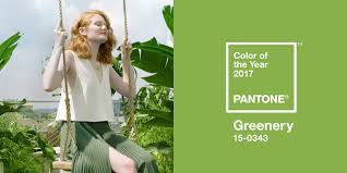 pantone 2017 colors greenery the 2017 color of the year blush luxury beauty boutique