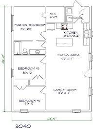 Steel Homes Floor Plans 30 Barndominium Floor Plans For Different Purpose Barndominium