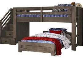 Bunk Beds Espresso Montana Espresso Step Jr Loft Bed Bunk Loft Beds