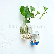 aliexpress com buy wall hanging plant flower hydroponic flat